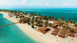MSC Crociere: da dicembre nuovi itinerari negli Emirati Arabi con scalo sulla spiaggia privata di Sir Bani Yas Island