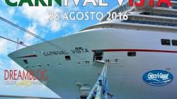 Esclusiva Dream Blog: tutti in crociera con Carnival Vista!