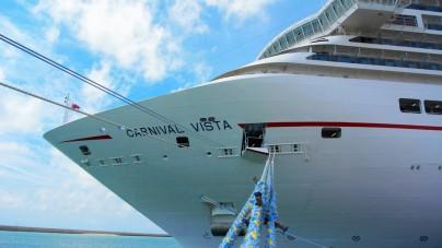 Carnival, nel 2019 la terza nave di classe Vista
