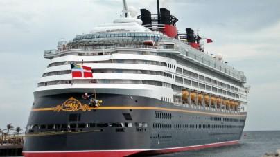 Disney Cruise Line noleggia 2 navi da Grandi Navi Veloci per il restyling di Disney Wonder