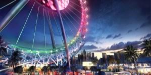 Dubai Eye: l'ultima megastruttura di Dubai prende forma