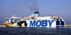 Nuova promo Moby e Tirrenia: per ogni biglietto acquistato sconto del 25% sul viaggio successivo