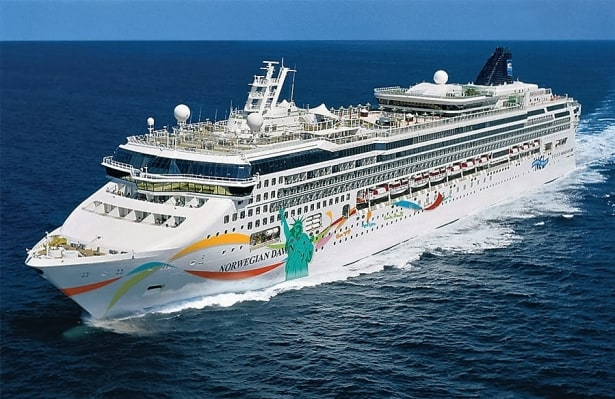 Norwegian Dawn, Norwegian Cruise Line