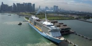 Royal Caribbean cancella gli scali in Corea del Sud da tutte le crociere cinesi