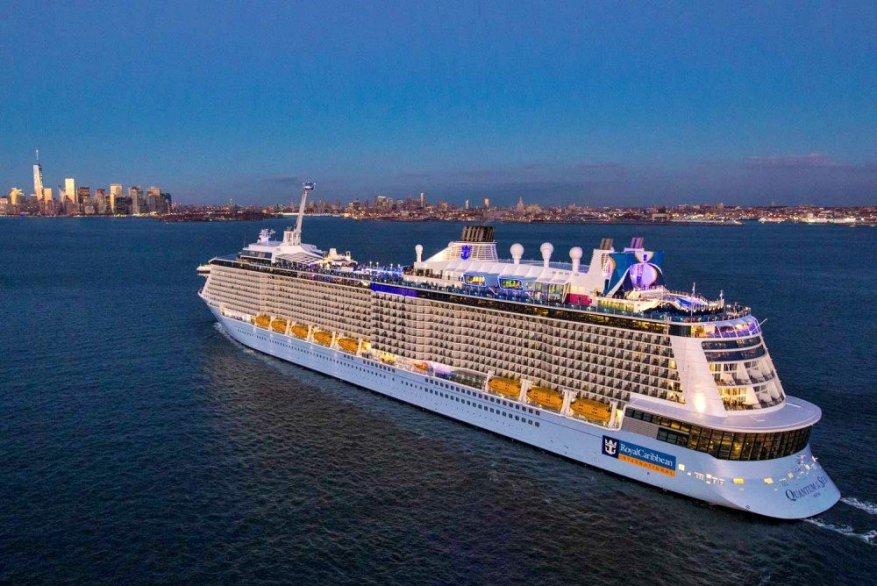 Royal Caribbean 2017 – 2024: rotta verso un mare di novità e investimenti. Nel 2017 attese in Italia 13 navi per oltre 847 mila passeggeri movimentati
