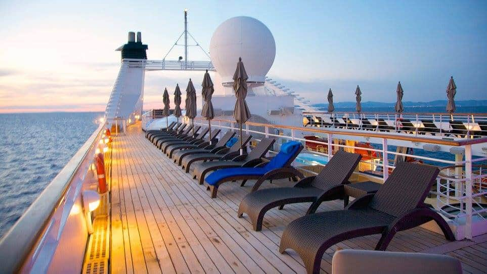 Star Deck, Star Pride, Windstar Cruises