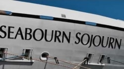 VIDEO: le sei stelle di Seabourn Sojourn, il nostro photo tour