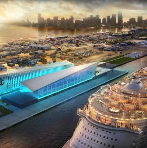 Royal Caribbean inaugura a PortMiami l'innovativo Terminal A