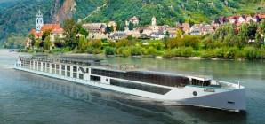 Crystal River Cruises: battezzata la nuovissima Crystal Bach