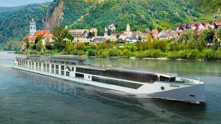 Crystal River Cruises: slitta il debutto delle nuove navi Crystal Bach e Crystal Mahler