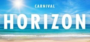 Nel 2018 il debutto di Carnival Horizon