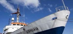 Ushuaia, al via l'ampliamento del porto e il rinnovamento delle sue strutture