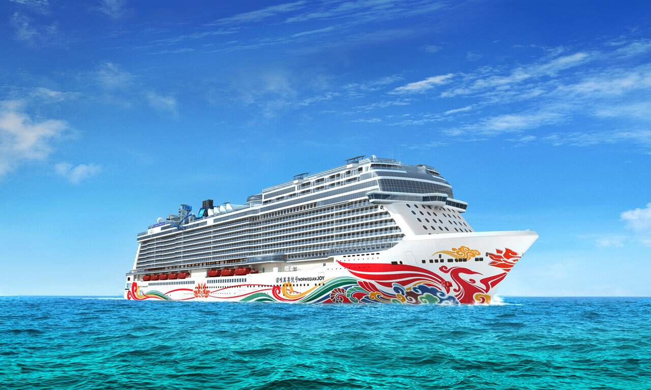 Norwegian Joy, Norwegian Cruise Line 2