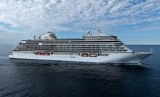 A bordo della nuova Seven Seas Explorer balconi e promenade in resina italiana