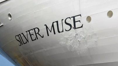 Fincantieri, varata a Sestri Silver Muse
