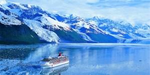 Carnival, a settembre 2017 una speciale crociera di 14 giorni in Alaska