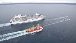 VIDEO: Crystal Serenity nel Passaggio a Nord-Ovest