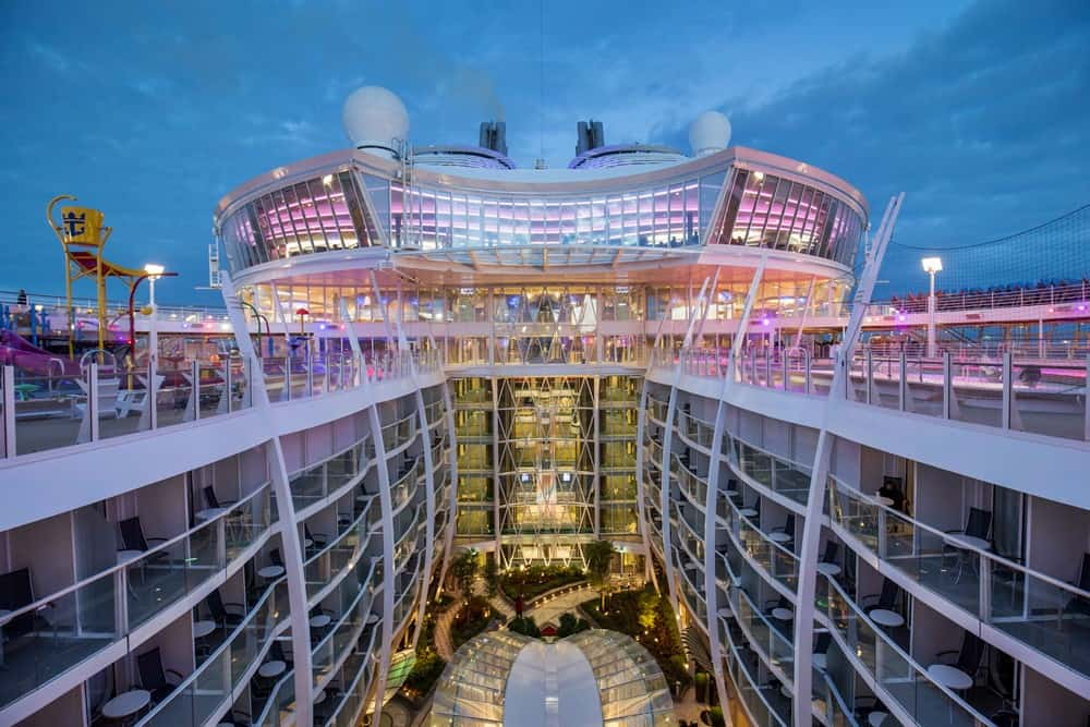 Harmony of the Seas, Royal Caribbean International