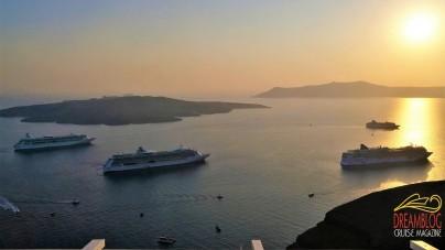 A bordo di Norwegian Jade verso le più belle isole greche. Reportage: scalo a Santorini