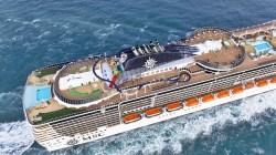 MSC Crociere: un'intera giornata a Napoli nell'itinerario dell'estate 2019 di MSC Fantasia