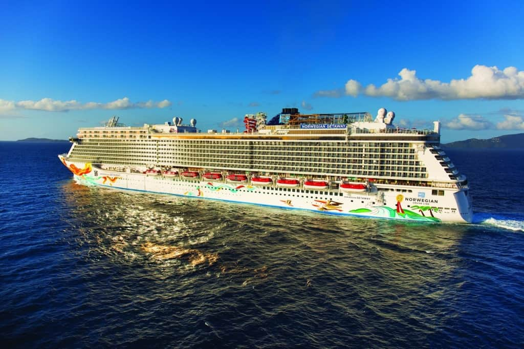 Norwegian Getaway, Norwegian Cruise Line 2