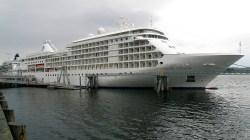 Silversea, raggiunto accordo per il noleggio della nave Silver Shadow alla China Merchants Group
