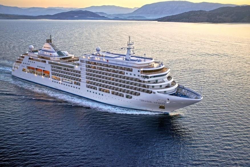 Silversea: Silver Spirit torna in servizio dopo l'allungamento