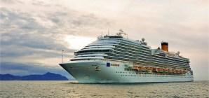 I protagonisti di Bruciabaracche, Zelig e Colorado a bordo di Costa Diadema per la nuova 'Comic Cruise'