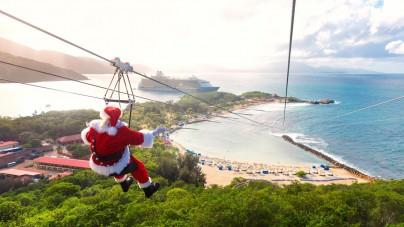 """Effetto """"WOW"""", le proposte per Natale e Capodanno a bordo delle navi Royal Caribbean e Celebrity Cruises"""