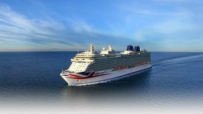 P&O Cruises rivela i primi dettagli della sua più grande nave da crociera di sempre. Il debutto nel 2020