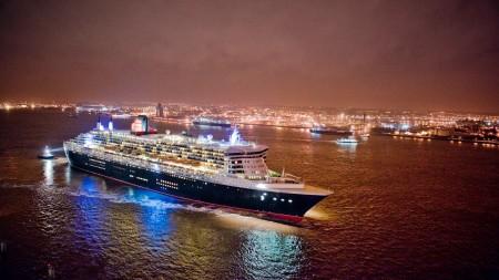 Cunard, premi e riconoscimenti dopo il refit di Queen Mary 2