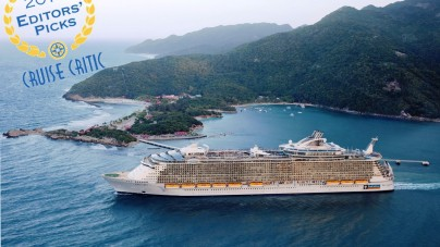 Da Cruise Critic i premi 2016 alle migliori navi da crociera e compagnie