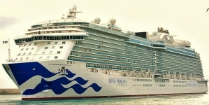 Princess Cruises: crociere in Messico e Alaska per Royal Princess nel 2019
