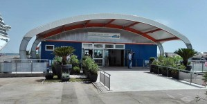 Porto di Cagliari: da oggi pienamente operativo il nuovo Terminal Crociere. Il 2 novembre attesi oltre 9.000 crocieristi