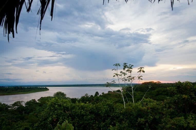 crociere lungo il Rio delle Amazzoni