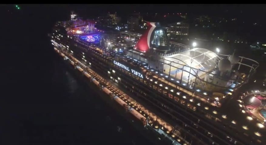 Carnival Vista Arriva A Miami Dal Nuovo Home Port Proporr 224 Tutto L Anno Crociere Ai Caraibi