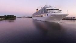 VIDEO: Costa Pacifica, la nave della musica dalla prospettiva di un drone