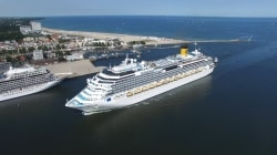 Costa Crociere introduce il nuovo scalo tedesco di Bremerhaven negli itinerari in Nord Europa dell'estate 2017
