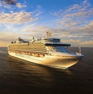 Princess Cruises: tutte le novità del refit di Crown Princess, questa estate nel Mediterraneo