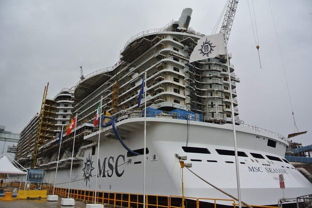 MSC Seaside, MSC Crociere