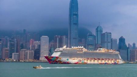 Dream Cruises: Launch Ceremony a Hong Kong per la nuovissima Genting Dream