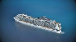 MSC Crociere apre le prenotazioni per la stagione inaugurale di MSC Grandiosa, la prima nave di classe Meraviglia-Plus