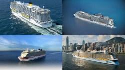 """Nuove navi da crociera: nei cantieri progetti sempre più """"green design"""""""