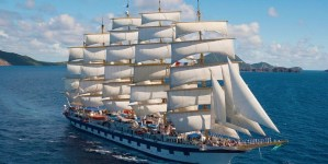Star Clippers, nuova promo per traversate atlantiche in veliero con quote scontate
