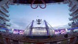 Timelapse: l'alba di un nuovo giorno dalla prospettiva di Harmony of the Seas