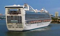 Il Dipartimento di Giustizia degli Stati Uniti contro Princess Cruises: maxi sanzione da 40 milioni di dollari per inquinamento dei mari
