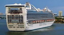 Princess Cruises presenta la programmazione sudamericana e a Panama 2019-2020