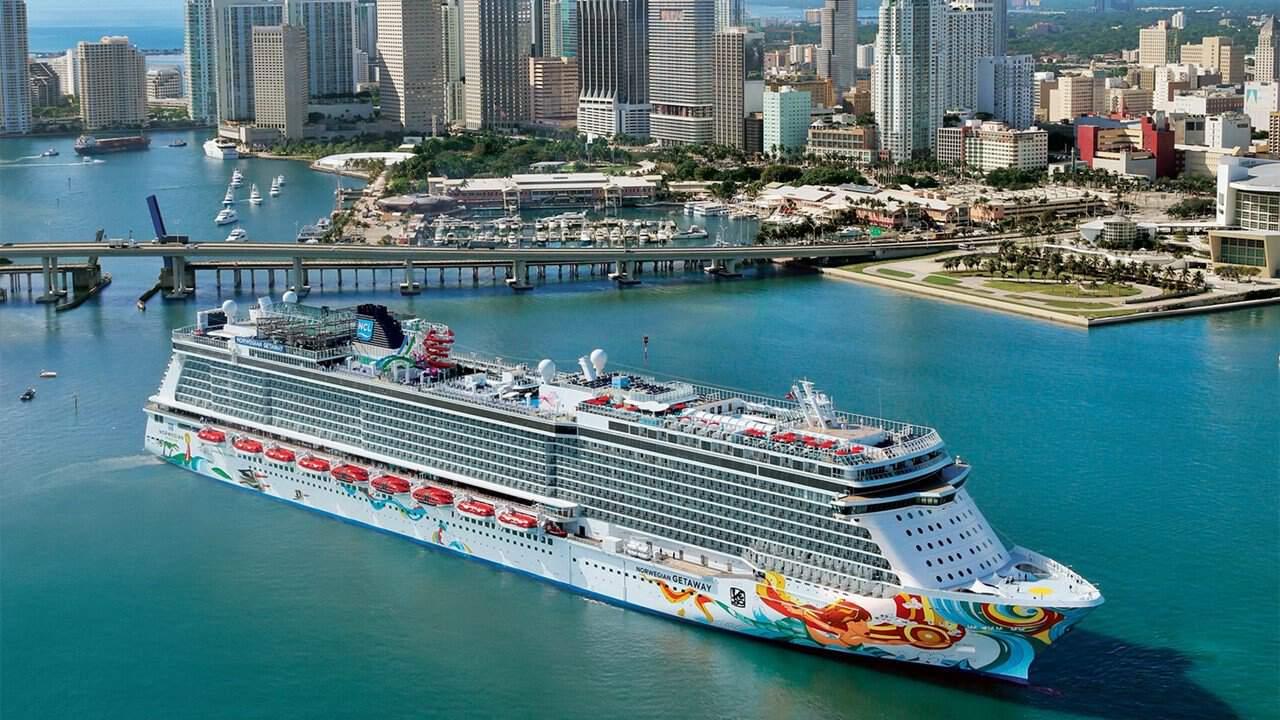norwegian cruise line blog