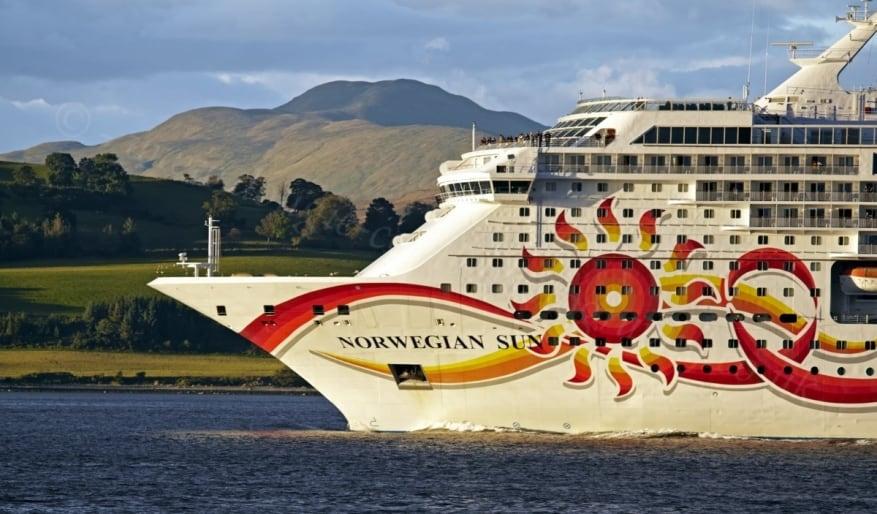 Ambiente: nuovi sistemi di depurazione dei gas di scarico a bordo della Norwegian Jade e  della Norwegian Sun