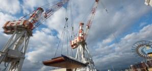 Fincantieri, a Sestri partono i lavori per Seabourn Ovation